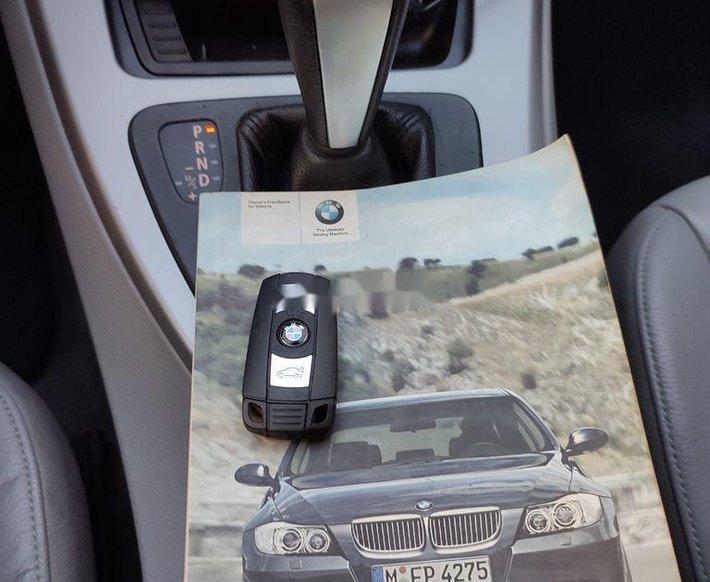 Cần bán xe BMW 320i sản xuất năm 2007, nhập khẩu nguyên chiếc còn mới, 345tr2
