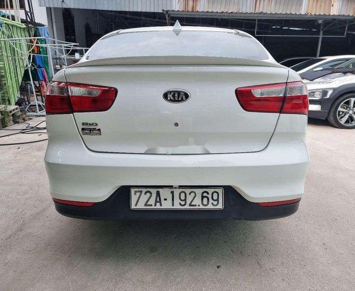 Bán xe Kia Rio sản xuất năm 2016, xe nhập còn mới, 340tr5