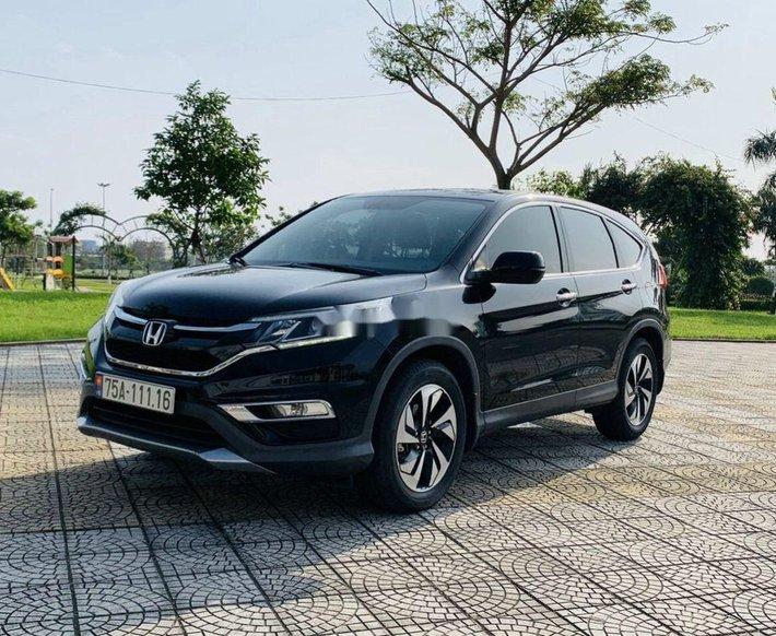 Bán Honda CR V 2017, màu đen, nhập khẩu như mới, 809.999 triệu1