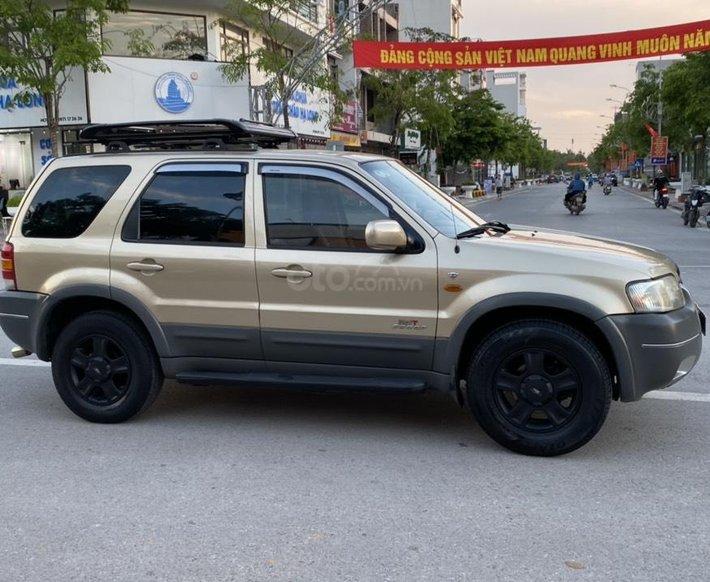 Cần bán lại xe Ford Escape sản xuất 2003 đẹp, rẻ, mức giá hấp dẫn2