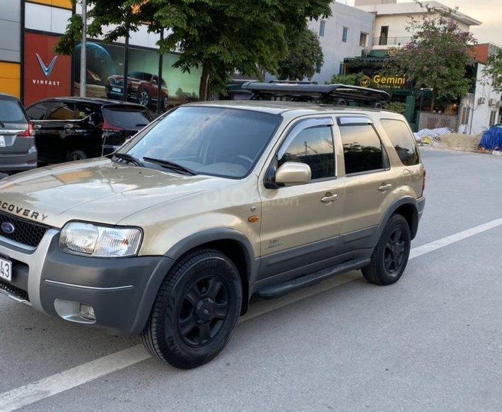 Cần bán lại xe Ford Escape sản xuất 2003 đẹp, rẻ, mức giá hấp dẫn4