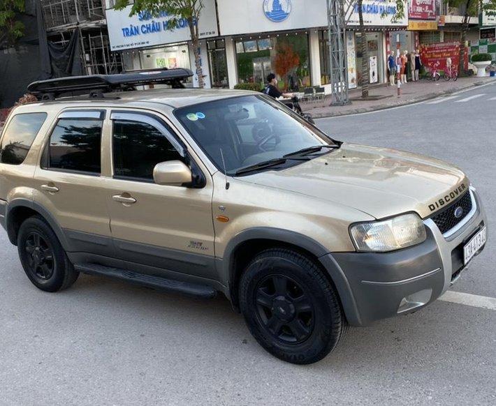 Cần bán lại xe Ford Escape sản xuất 2003 đẹp, rẻ, mức giá hấp dẫn6