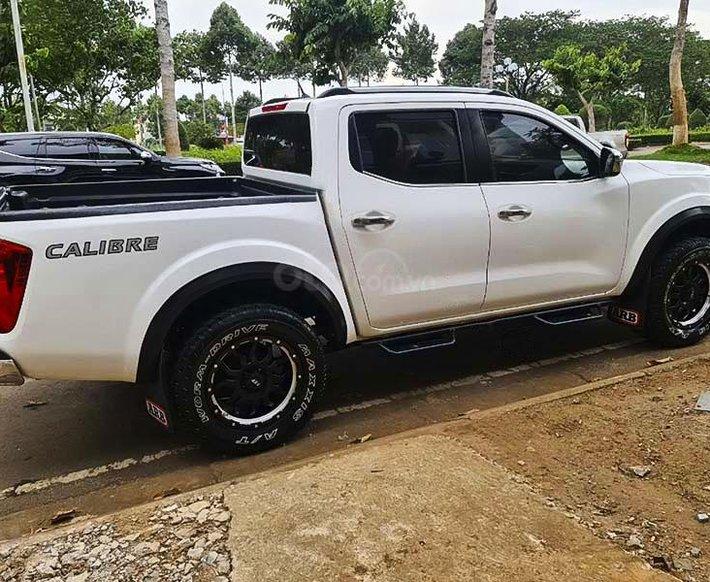 Cần bán lại xe Nissan Navara 2018, màu trắng, xe nhập1