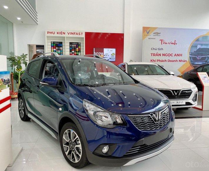 Vinfast Fadil Plus 2021 đủ màu, sẵn xe giao ngay1