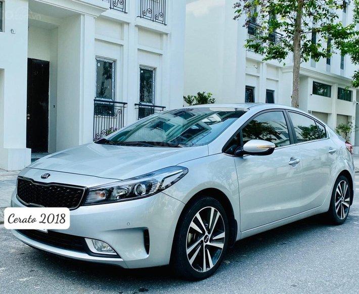 Xe hot Kia Cerato 2.0 AT 2018, 550tr0