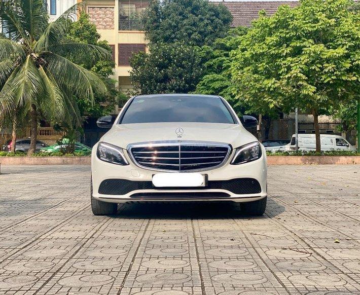 Mercedes C200 Exclusive sản xuất năm 20191