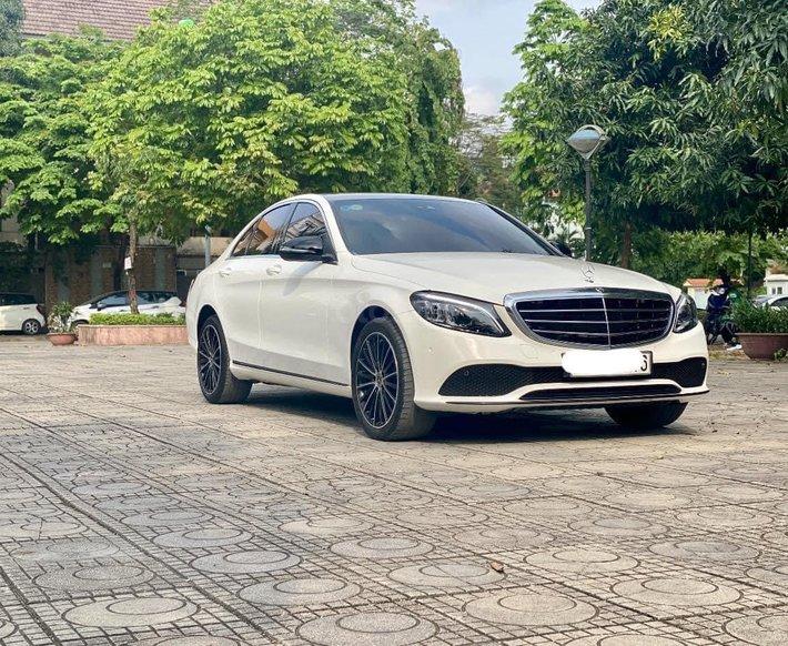 Mercedes C200 Exclusive sản xuất năm 20192