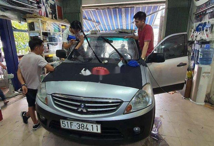 Bán Mitsubishi Zinger đời 2008, màu bạc xe gia đình, giá 242tr9