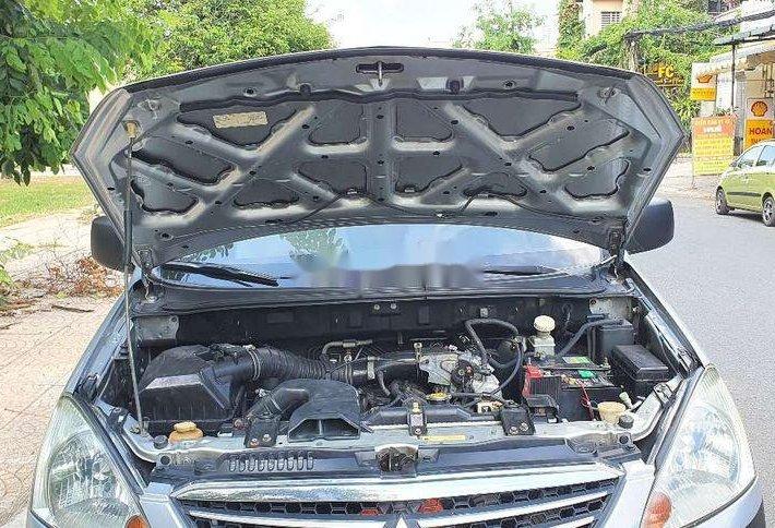Bán Mitsubishi Zinger đời 2008, màu bạc xe gia đình, giá 242tr1
