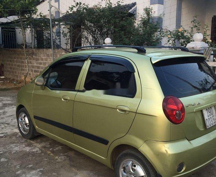 Cần bán gấp Chevrolet Spark đời 2011, màu xanh lam còn mới, giá tốt1