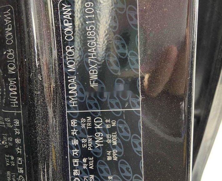 Bán Hyundai Grand Starex năm sản xuất 2016, màu đen, giá chỉ 615 triệu6