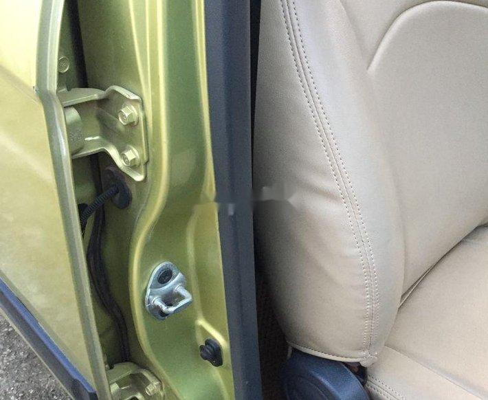Cần bán gấp Chevrolet Spark đời 2011, màu xanh lam còn mới, giá tốt4