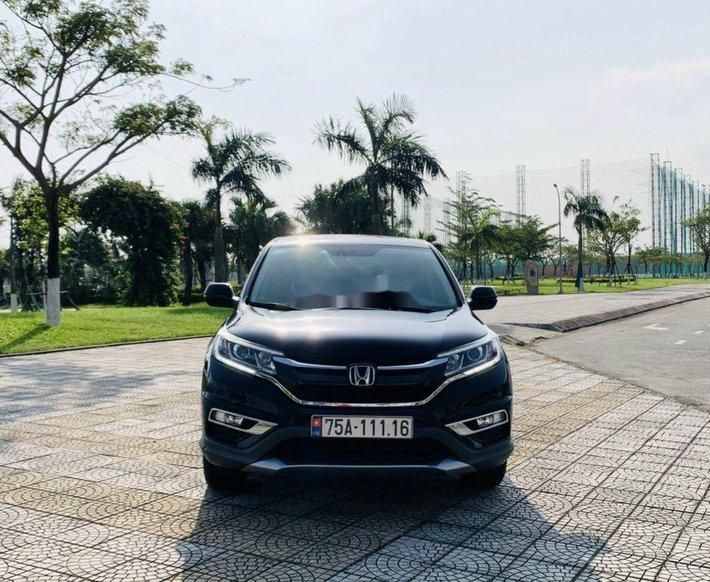 Bán Honda CR V 2017, màu đen, nhập khẩu như mới, 809.999 triệu5