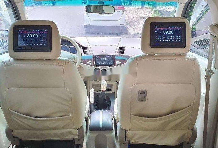Bán Mitsubishi Zinger đời 2008, màu bạc xe gia đình, giá 242tr4