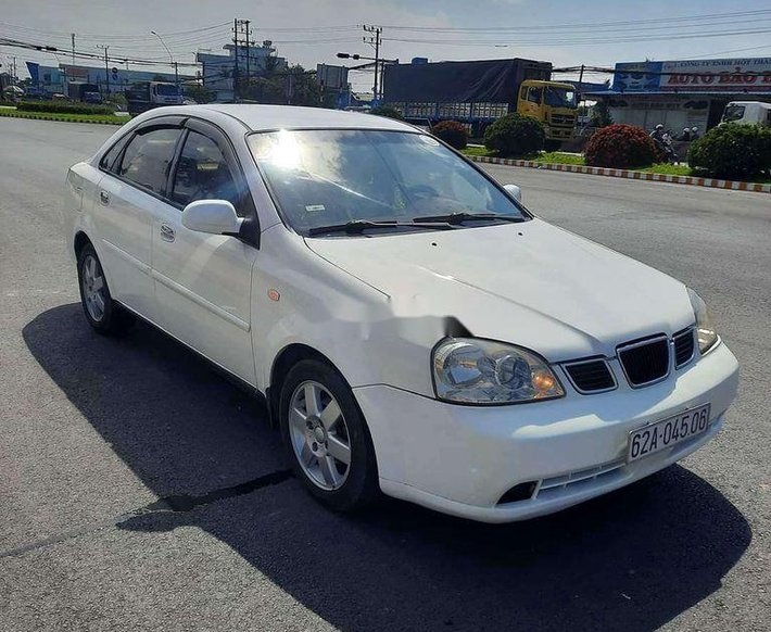 Bán ô tô Daewoo Lacetti sản xuất 2004, xe nhập xe gia đình, giá chỉ 125 triệu2