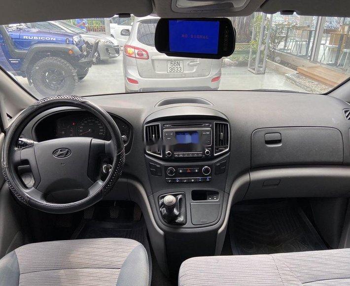 Bán Hyundai Grand Starex năm sản xuất 2016, màu đen, giá chỉ 615 triệu7