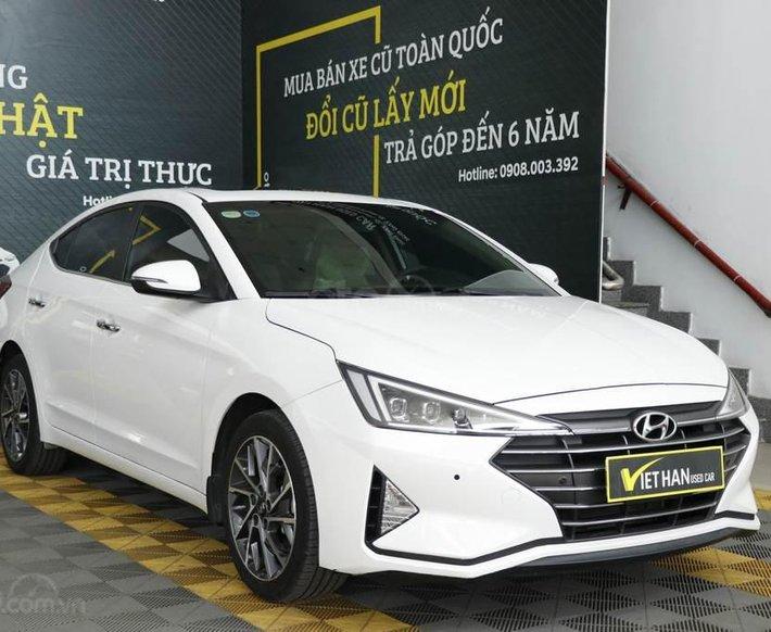 Hyundai Elantra 2.0AT 2019, hỗ trợ trả góp0