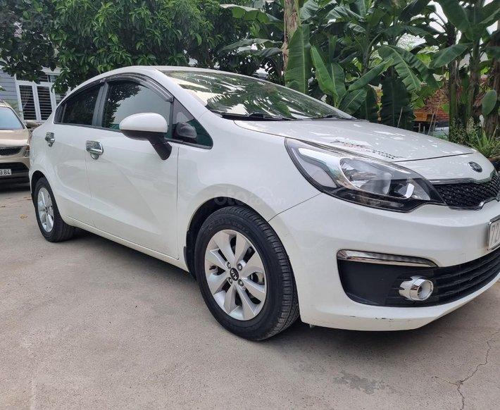 Cần bán lại xe Kia Rio 1.4 MT sản xuất 20163