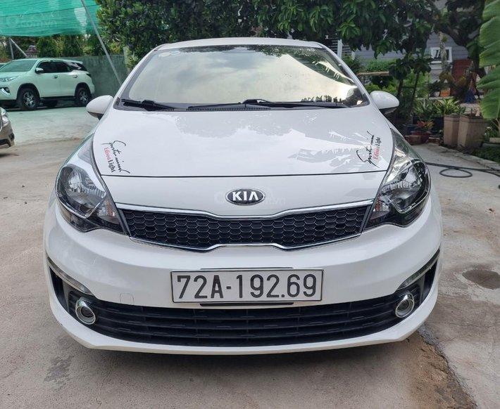Cần bán lại xe Kia Rio 1.4 MT sản xuất 20160