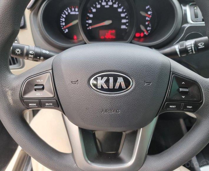 Cần bán lại xe Kia Rio 1.4 MT sản xuất 20167