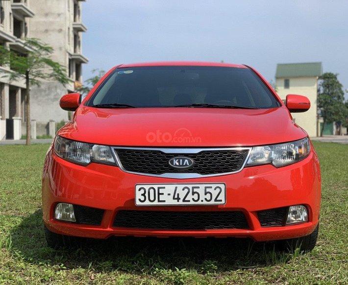 Bán xe Kia Cerato 1.6 AT nhập khẩu Hàn Quốc sản xuất 2012 1