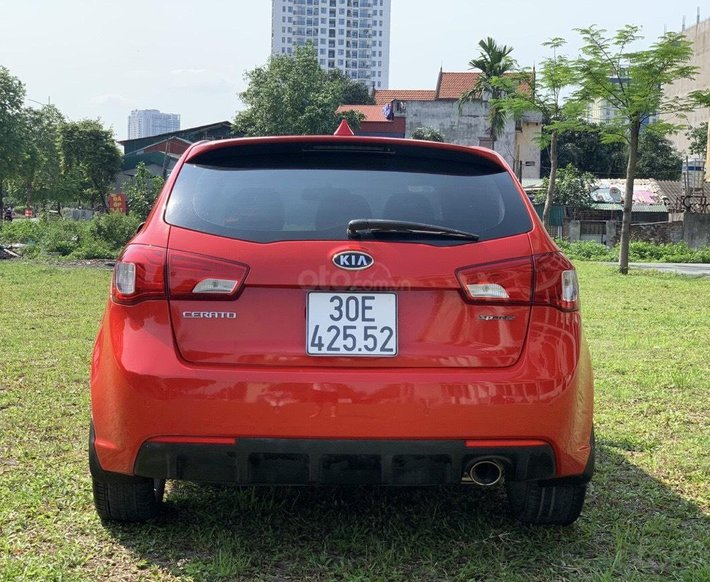 Bán xe Kia Cerato 1.6 AT nhập khẩu Hàn Quốc sản xuất 2012 4