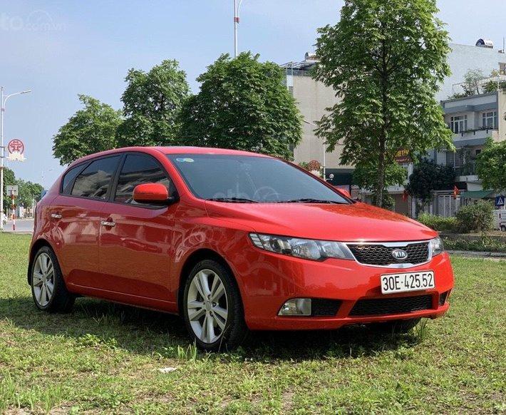 Bán xe Kia Cerato 1.6 AT nhập khẩu Hàn Quốc sản xuất 2012 0