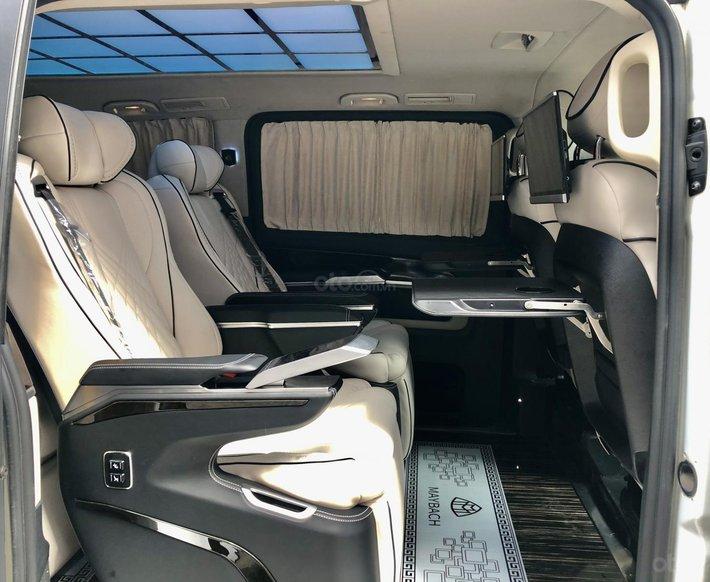 Bán Mercedes V250 Maybach 2016 được trang bị nhiều option10