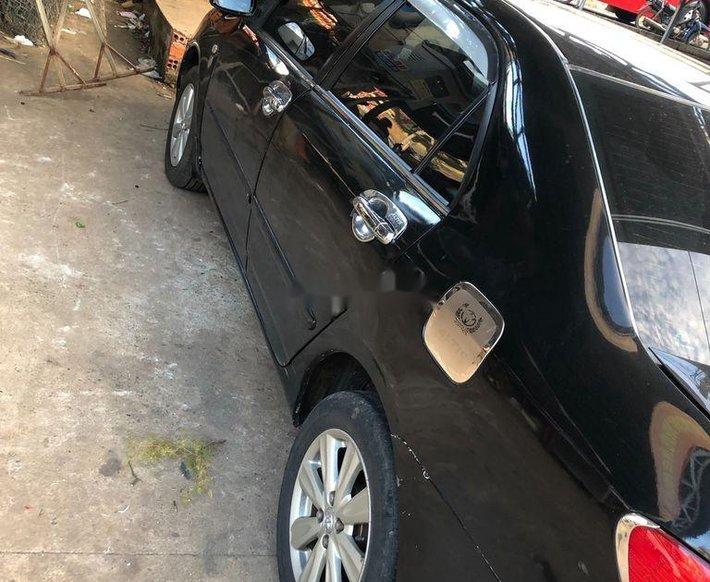 Bán Toyota Corolla Altis đời 2003, màu đen, 220 triệu2
