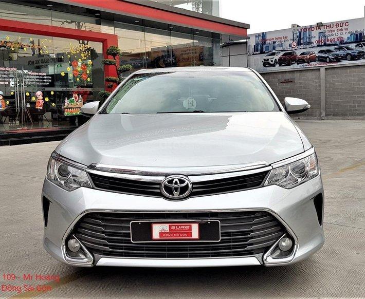 Toyota Camry 2.0E, 2015 chính hãng. Bao test xe - Liên hệ giá giảm0