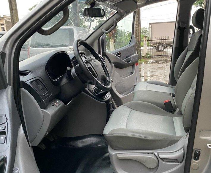 Bán Hyundai Grand Starex tải van 6 chỗ, 670kg đời 2015, máy dầu, số sàn, nhập khẩu Hàn Quốc5