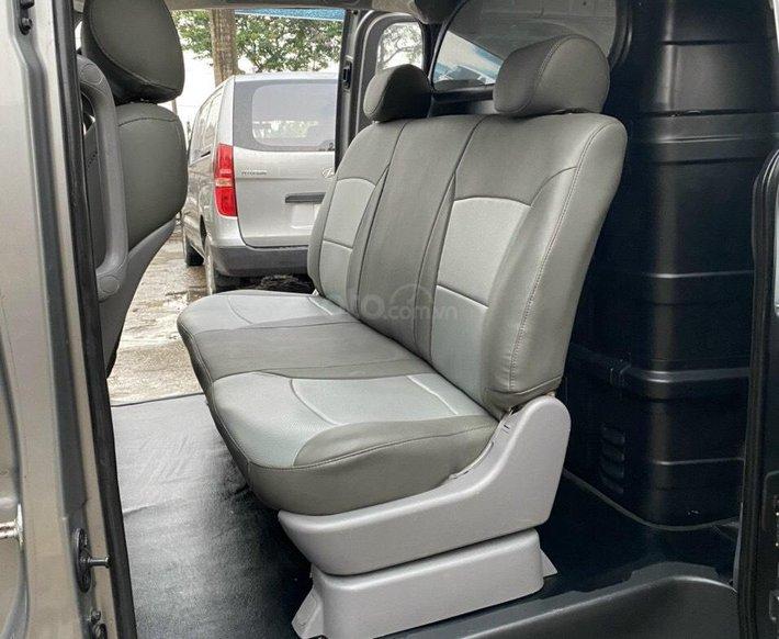 Bán Hyundai Grand Starex tải van 6 chỗ, 670kg đời 2015, máy dầu, số sàn, nhập khẩu Hàn Quốc8