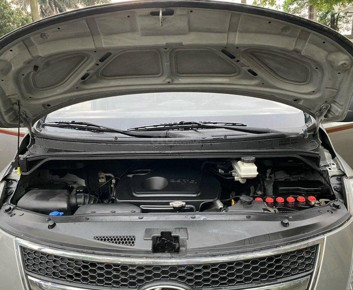 Bán Hyundai Grand Starex tải van 6 chỗ, 670kg đời 2015, máy dầu, số sàn, nhập khẩu Hàn Quốc14