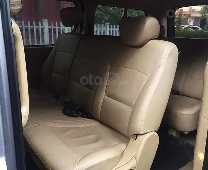 Bán Hyundai Grand Starex 2.4 MT sản xuất năm 2015, màu bạc, nhập khẩu4