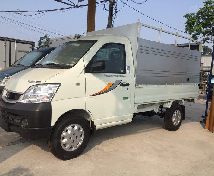 [Hà Nội] Thaco Đài Tư - Towner 990 tải trọng 990kg, hỗ trợ 100% thuế trước bạ2