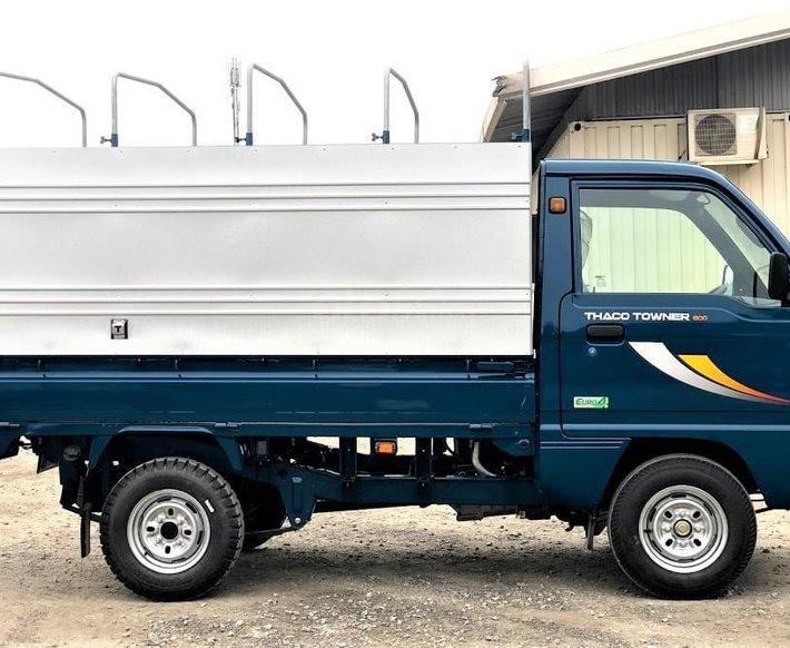 Xe tải Thaco Towner 800 sản xuất 2021 - tải dưới 1 tấn -  giá rẻ nhất thị trường - liên hệ ngay4