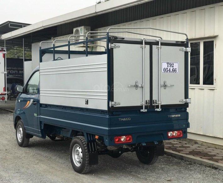 Giá bán xe tải nhẹ máy xăng tải dưới 990 kg Thaco Towne 800, Thaco Towner 9904