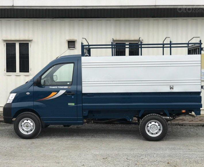 Giá bán xe tải nhẹ máy xăng tải dưới 990 kg Thaco Towne 800, Thaco Towner 9905