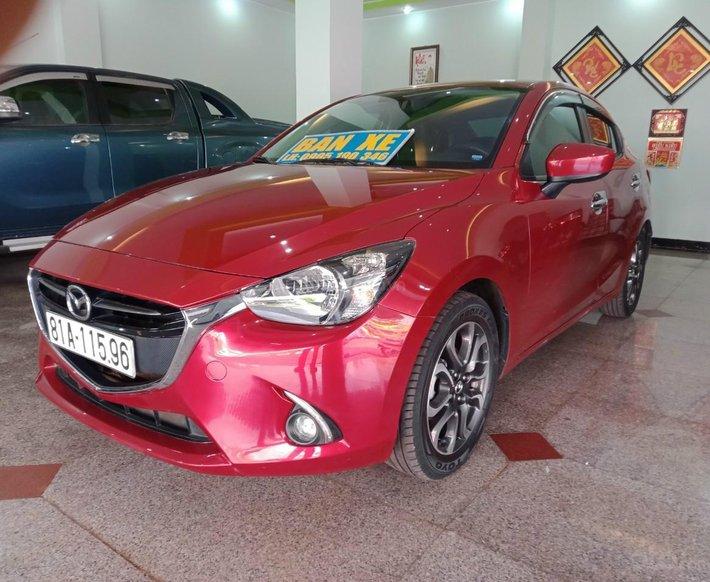 Ô tô Hiếu Kiều bán Mazda 2 số tự động SX 20168