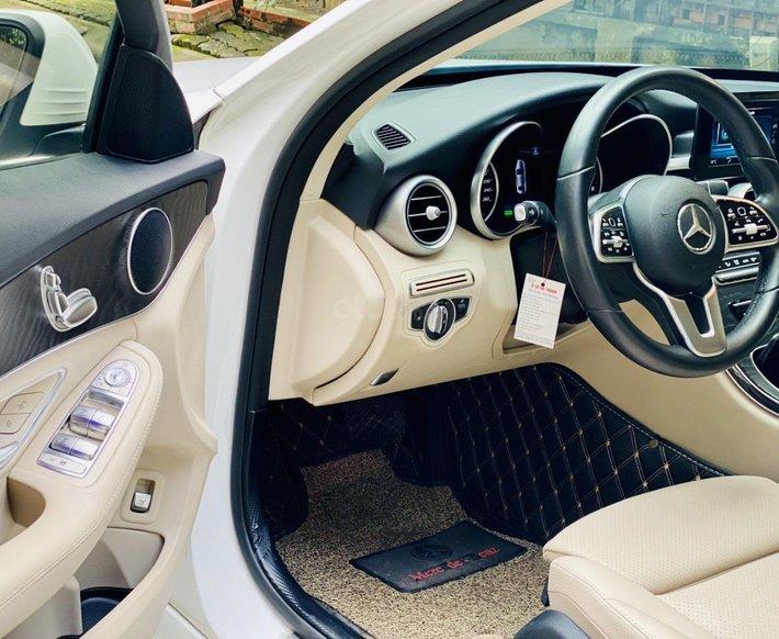 Bán xe Mercedes-Benz C200 siêu lướt, sản xuất năm 2018, giá tốt, liên hệ nhanh4
