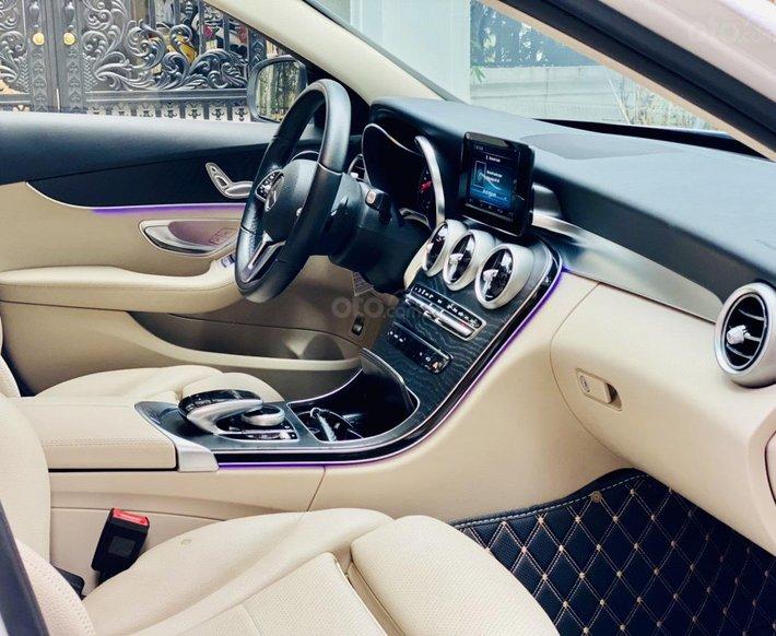 Bán xe Mercedes-Benz C200 siêu lướt, sản xuất năm 2018, giá tốt, liên hệ nhanh7
