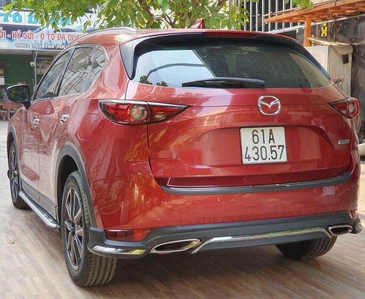Bán ô tô Mazda CX 5 sản xuất 2017, màu đỏ3