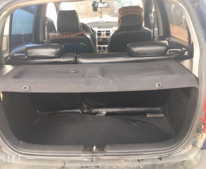 Cần bán Hyundai Getz đời 2010, màu đen, xe nhập, giá 193tr2