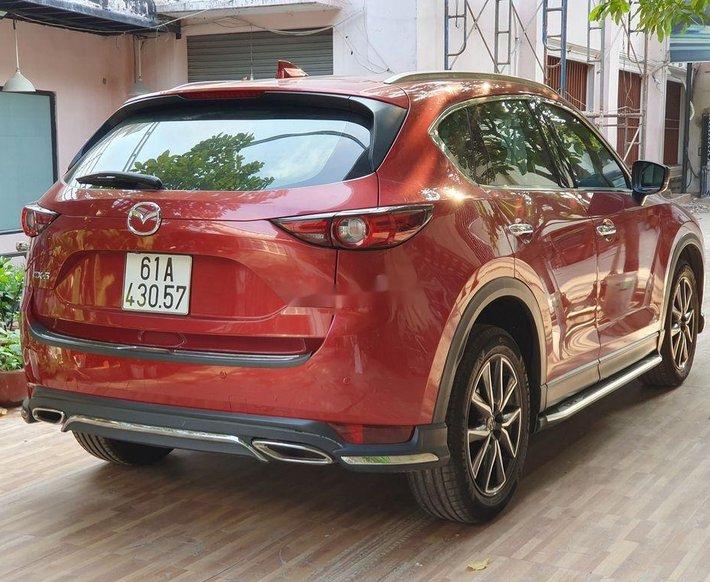Bán ô tô Mazda CX 5 sản xuất 2017, màu đỏ4