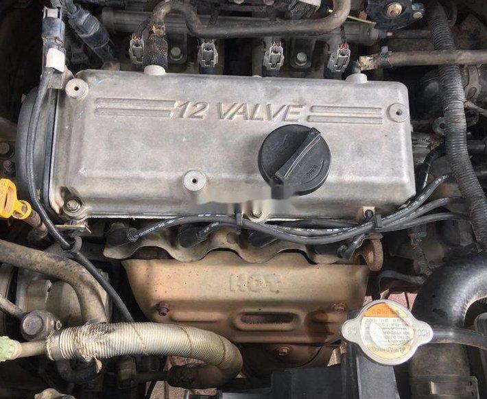 Cần bán Hyundai Getz đời 2010, màu đen, xe nhập, giá 193tr7