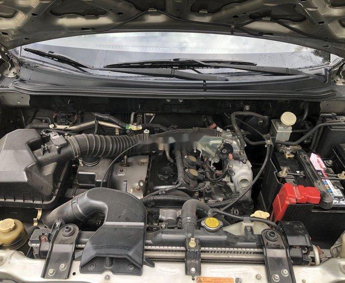 Cần bán gấp Mitsubishi Zinger đời 2009, màu bạc chính chủ8