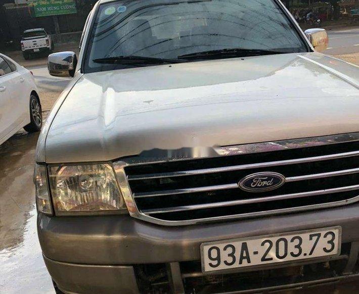 Cần bán xe Ford Everest sản xuất năm 2006, nhập khẩu, 225 triệu0