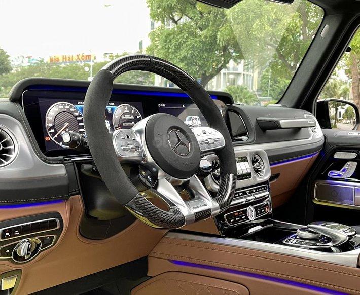 Mercedes G63 AMG 2021, bản full option - Gía tốt, giao xe ngay toàn quốc6
