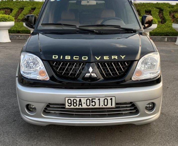Cần bán lại xe Mitsubishi Jolie sản xuất 2004, giá hấp dẫn1