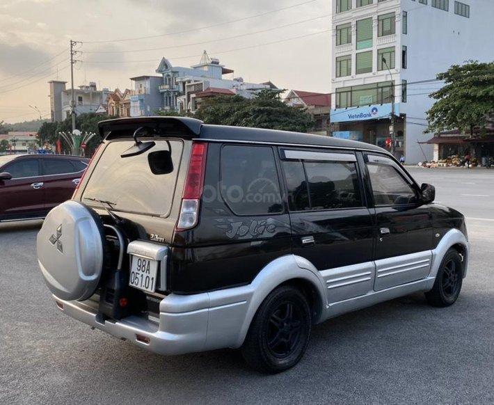 Cần bán lại xe Mitsubishi Jolie sản xuất 2004, giá hấp dẫn5